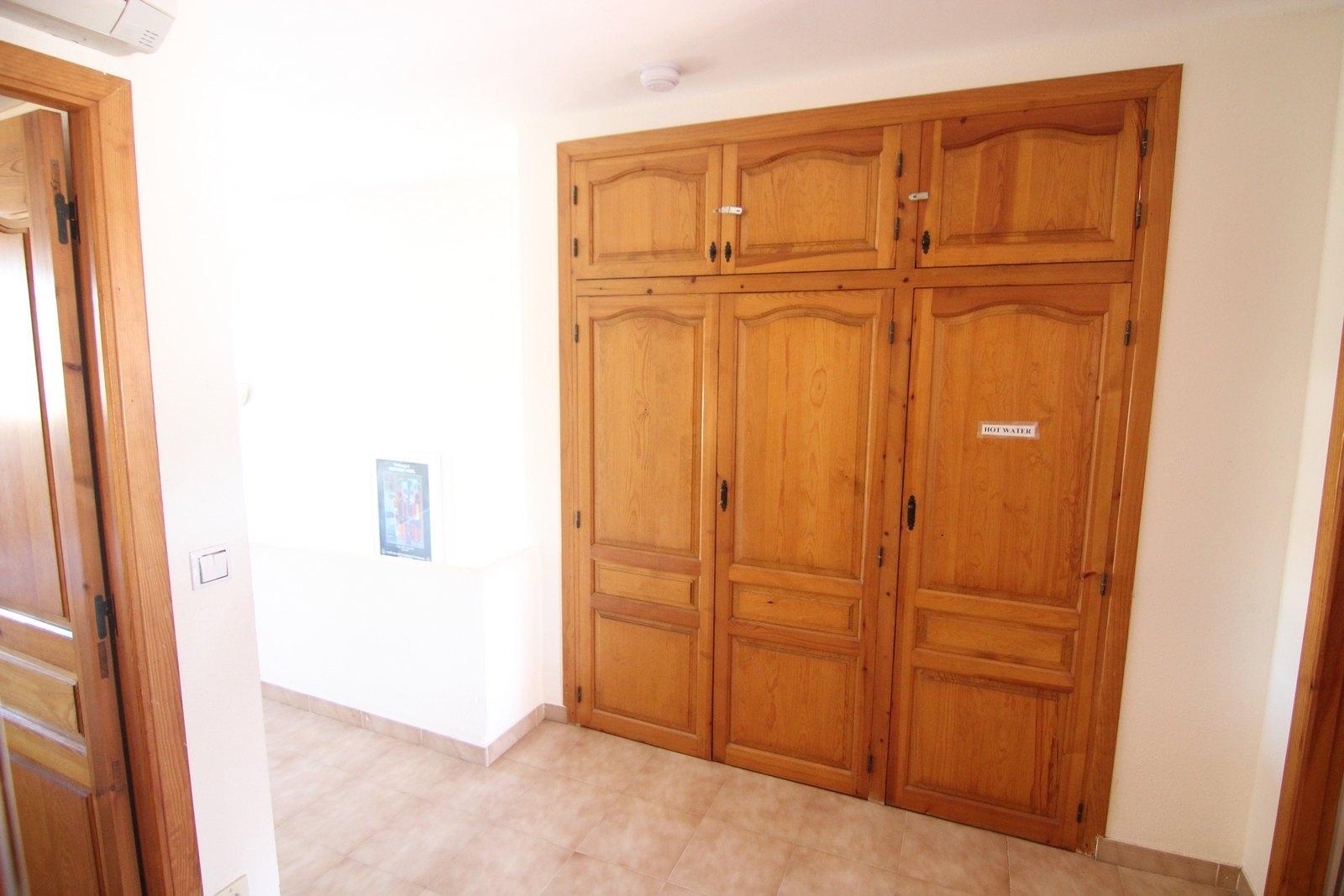 Maison de maison de maison avec piscine à vendre à Moraira.