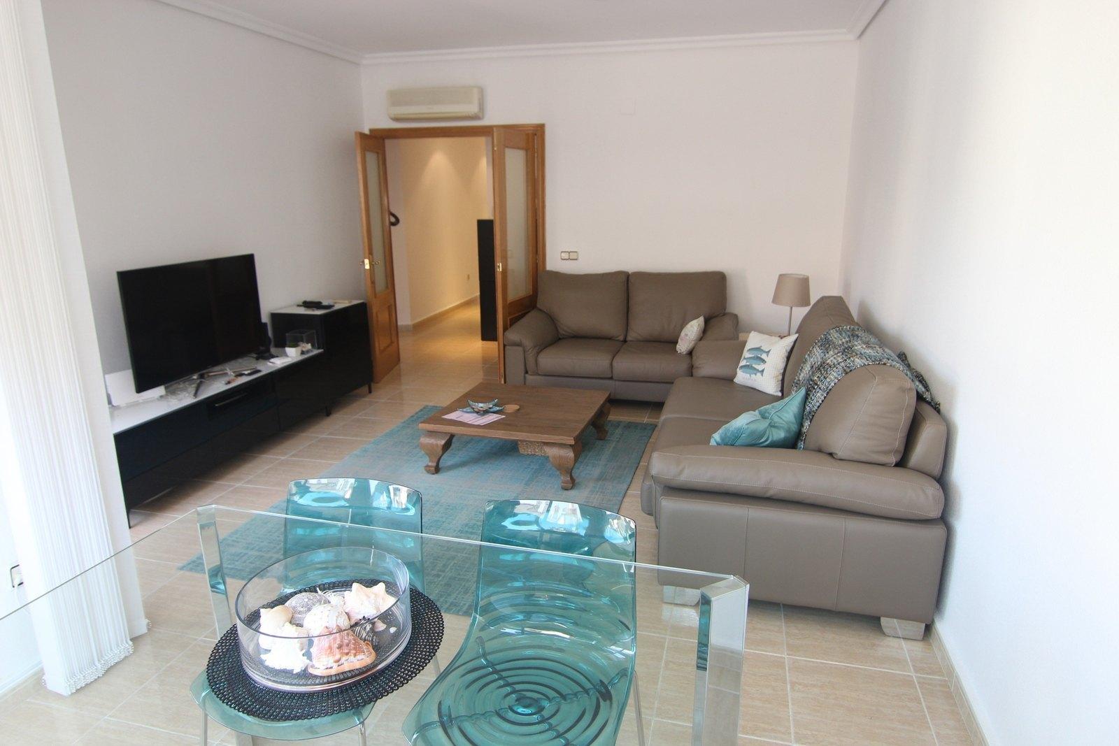 Appartement moderne à vendre dans le centre de Moraira.